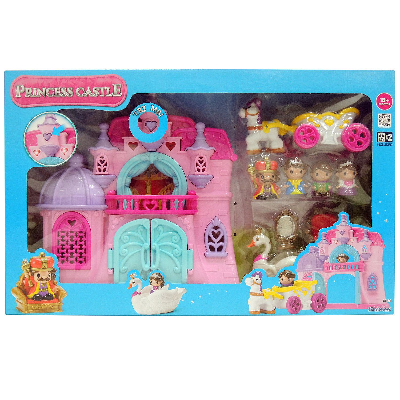 Princess Castle Preschool Set by