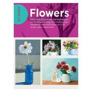 Walter Foster Art Studio: Flowers