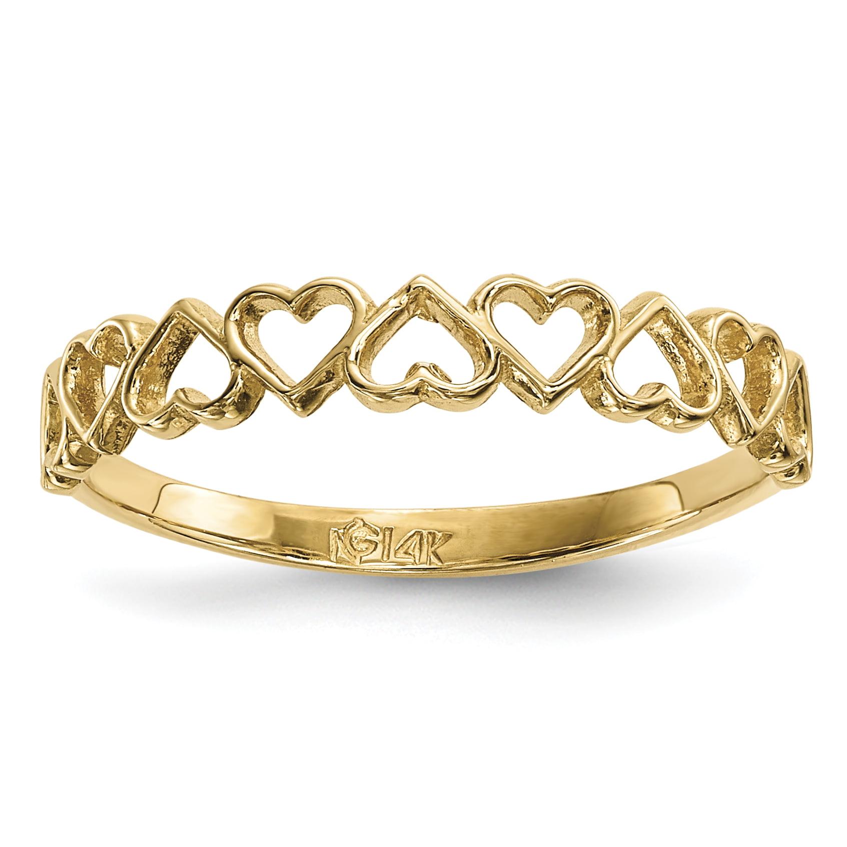 Mia Diamonds 14k White Gold 6.3mm Polished Casted Hinged Bangle Bracelet Bracelet
