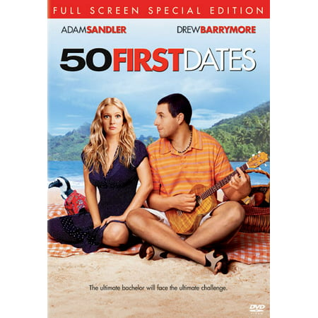 50 First Dates [dvd/spec Edi/p&s 1.33/dd 5.1/eng-sub/fr-both]-nla (Sony Pictures)