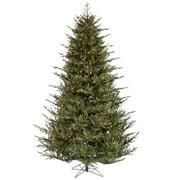 "Vickerman 21584 - 15' x 110"" Itasca Frasier Fir 3,600 Clear Lights Christmas Tree (A110396)"