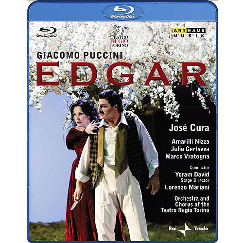 Edgar (Blu-ray) (Widescreen)