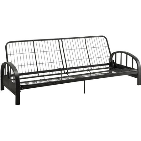DHP Aiden Metal Futon Frame, Multiple Colors
