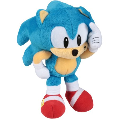 Sonic The Hedgehog  Stuffed Animal