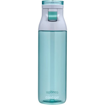 Contigo Jackson Reusable Water Bottle, 24 oz., Grayed Jade - Small Reusable Water Bottles