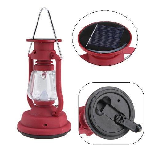 Sintechno Solar Power Emergency Camping Portable Lantern