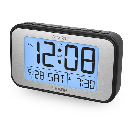 how to set mosche alarm clock
