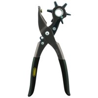 General Tools 72 Leather Hole Punch Tool, 5/64 Inch to 3/16 Inch