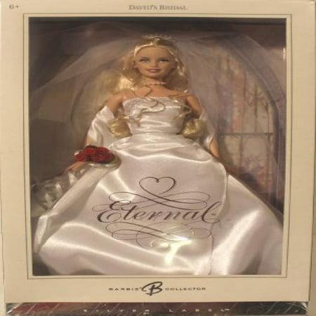 Barbie Davids Bridal Eternal Silver Label   Blonde  Item  H0186