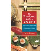 Connoisseur's Guide to Sushi - eBook