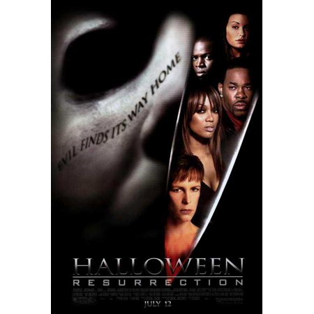 Halloween: Resurrection - movie POSTER (Style A) (27