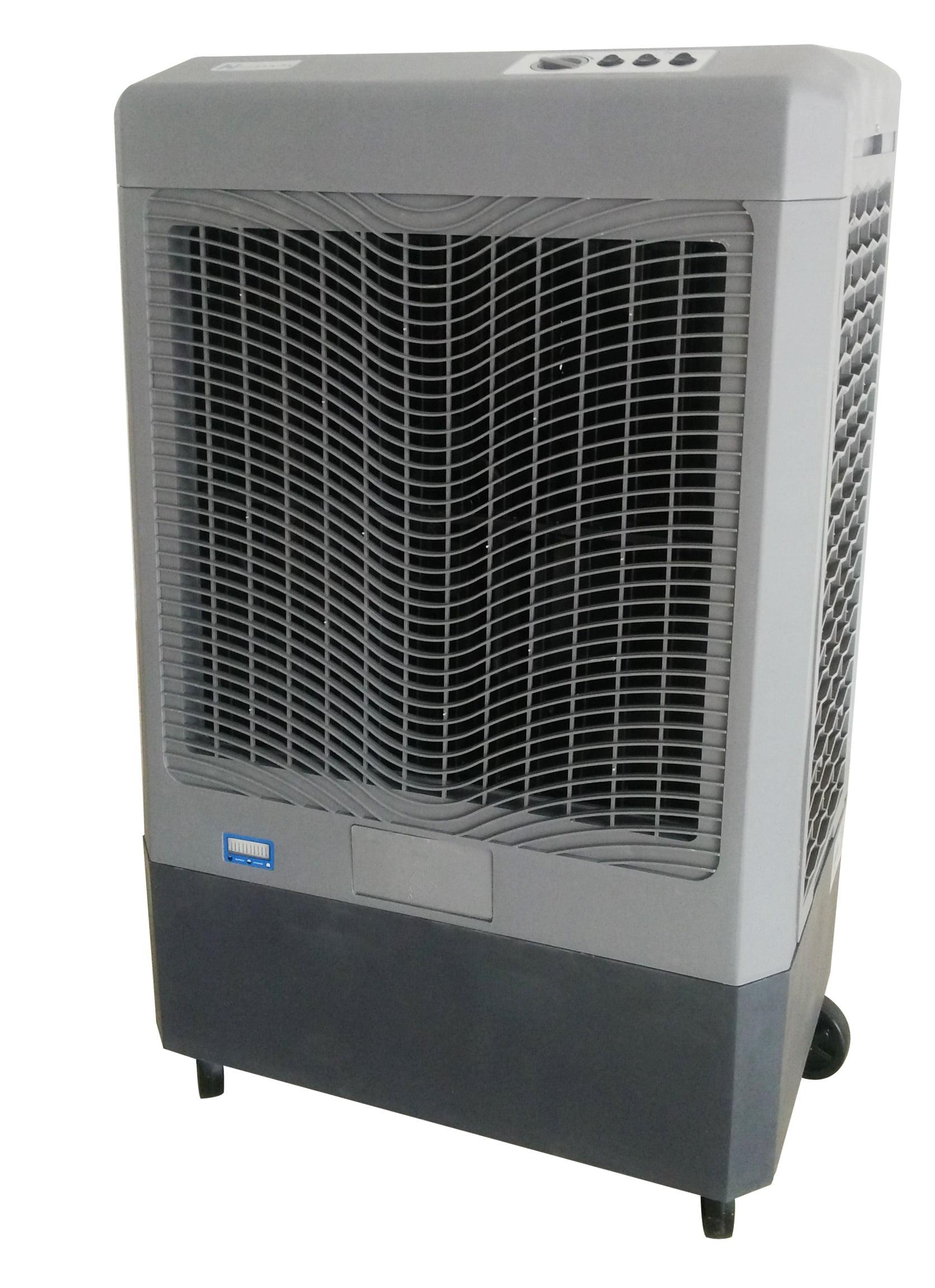 hessaire cfm 2speed portable evaporative cooler