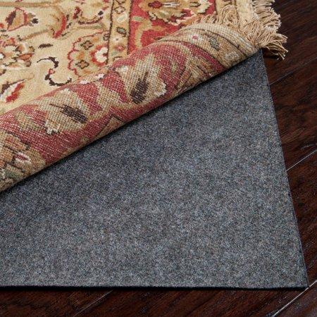 Surya Rugs 100% Standard Felted Wool Reversible Rug Pad