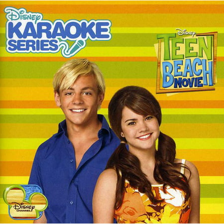 Disney's Karaoke Series: Teen Beach Movie (CD) - Teen Beach