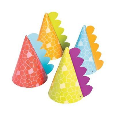 IN-13743513 Little Dino Party Hats Assortment 1 Set(s) 2PK