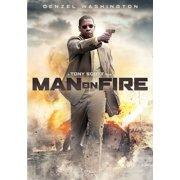 Man On Fire (DVD) by Tcfhe