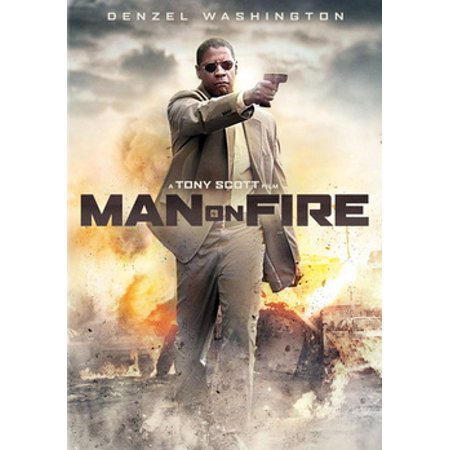 Man On Fire (DVD)](Hot Male Movies)
