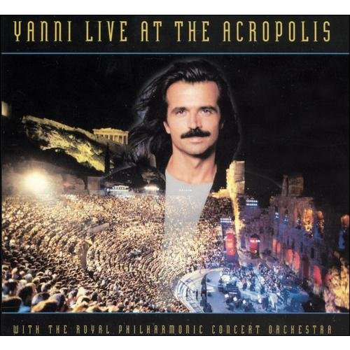 Live At The Acropolis (CD/DVD)
