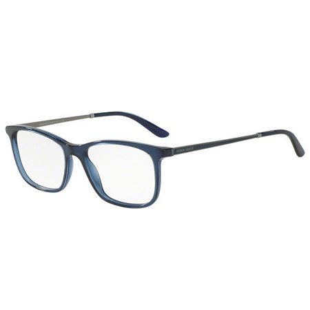 Authentic Giorgio Armani Eyeglasses AR7112 5358 Blue Frames 55MM Rx-ABLE