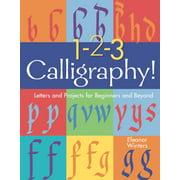 1-2-3 Calligraphy! - eBook