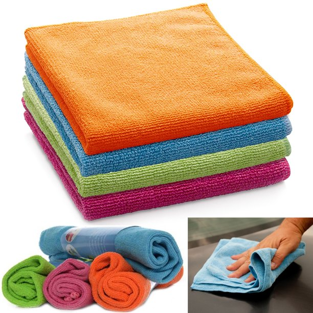 1 Pc Microfiber Towels Cleaning, Can You Use Microfiber Towels For Guinea Pig Bedding