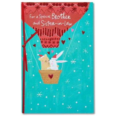American greetings american greetings christmas card for brother american greetings american greetings christmas card for brother and sister in law with m4hsunfo