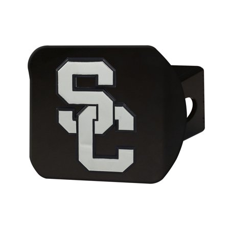 Southern California Black Hitch Cover 4 1/2