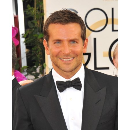 Bradley Cooper At Arrivals For 71St Golden Globes Awards   Arrivals 4 The Beverly Hilton Hotel Beverly Hills Ca January 12 2014 Photo By Linda Wheelereverett Collection Photo Print