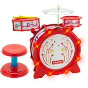 Fisher Price Big Bang Drumset with Lights