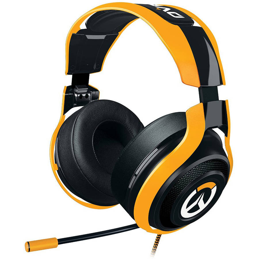 Razer Overwatch ManO'War Tournament Edition Gaming Headset Compatible with PC, Xbox One, and Playstation 4 by RAZER