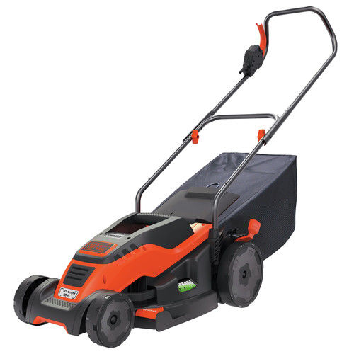 "BLACK+DECKER EM1500 10 Amp, 15"" Corded Mower with Edge Max"