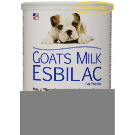 PetAg Goats Milk Esbilac Powder for Puppies 12 oz - Pack of 2