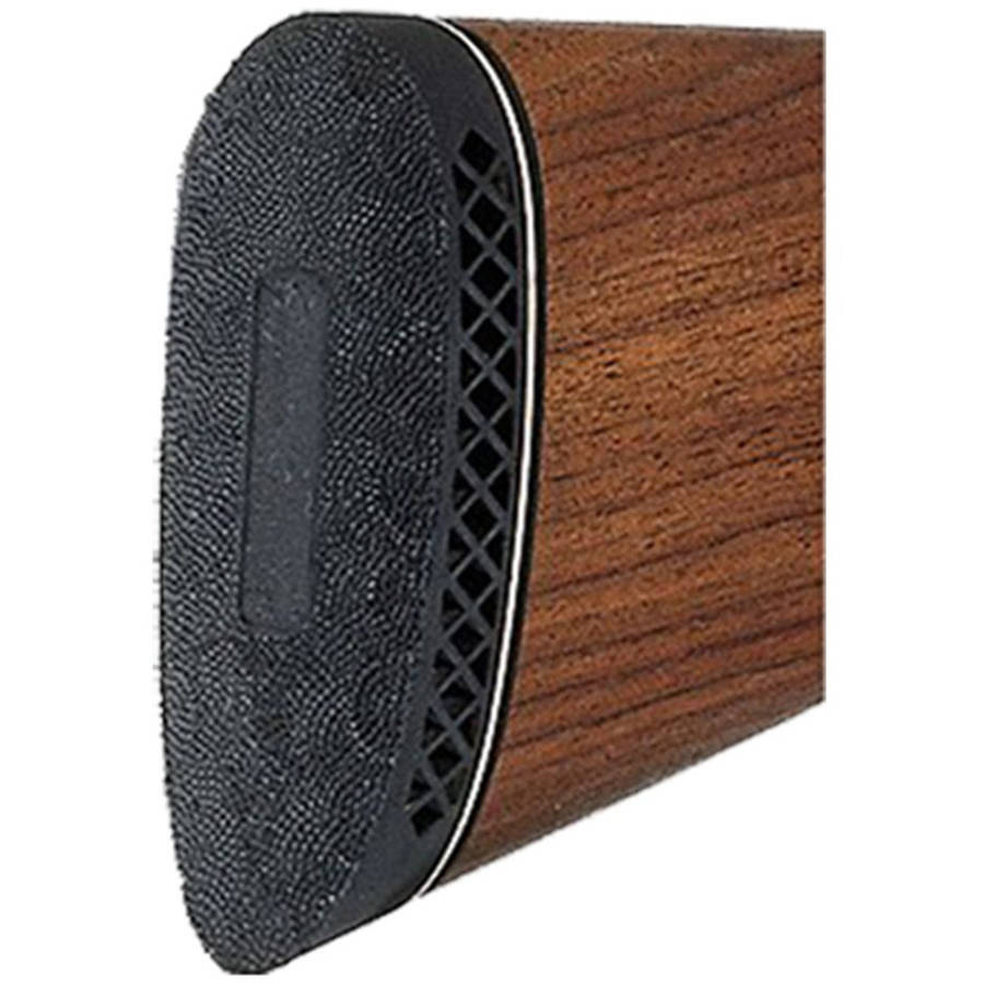 Pachmayr 00010 Recoil Pad, Deluxe F325, Black Recoil Absorbing Rubber