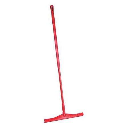 18 Sanitary Brush Floor Squeegee (VIKAN VIKAN Red 20