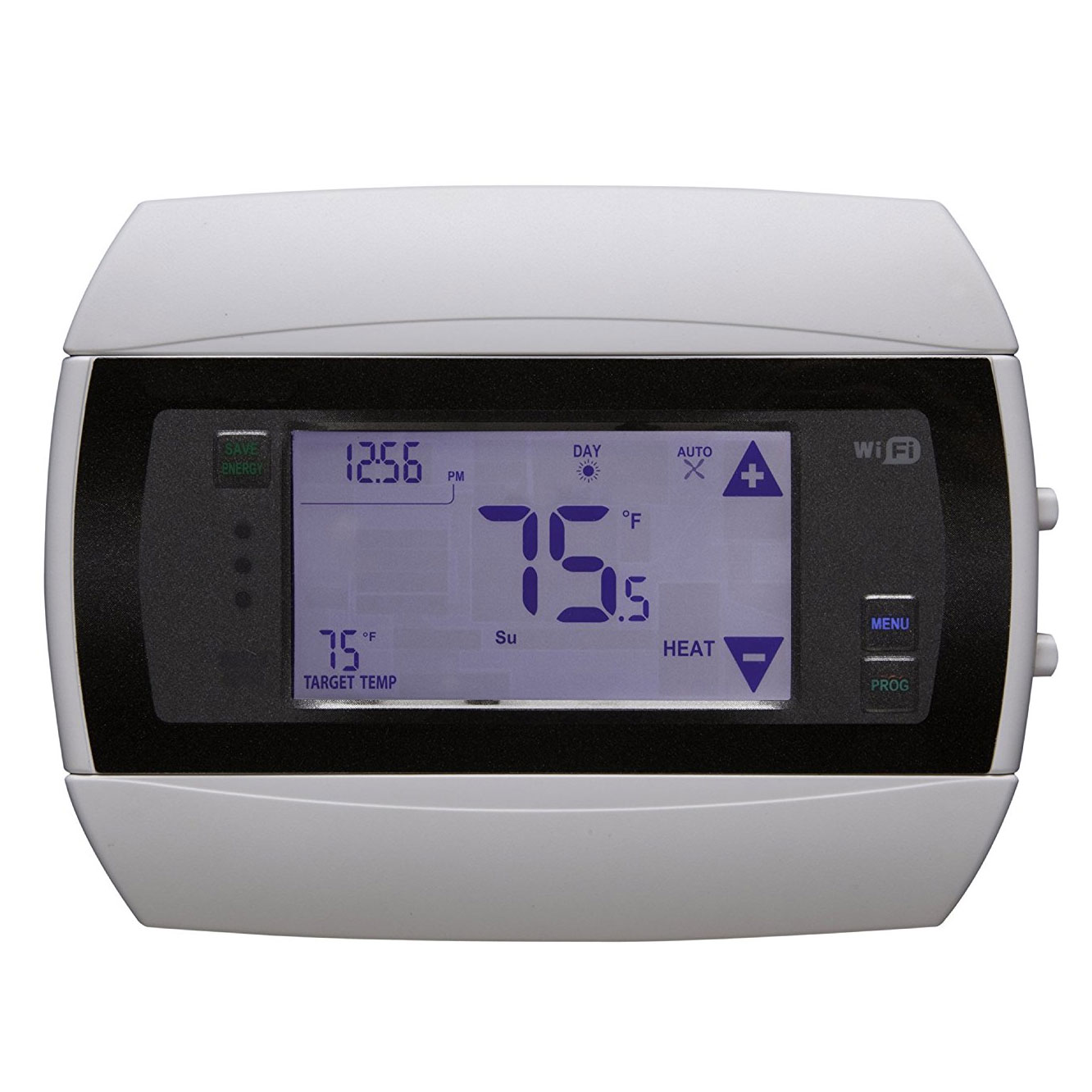 Radio Thermostat CT50 Smart Thermostat (U-SNAP Module Included), No Hub Required