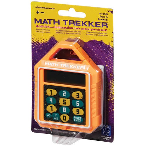 Educational Insights Math Trekker, Addition & Subtraction