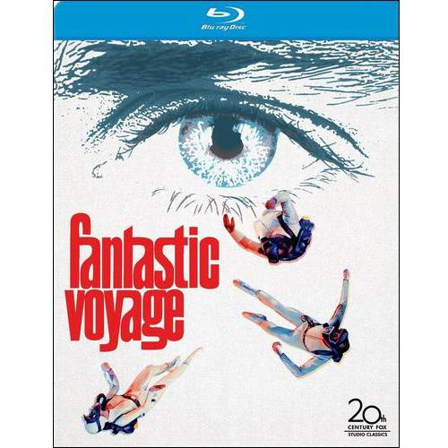 The Fantastic Voyage (Blu-ray) (Widescreen)