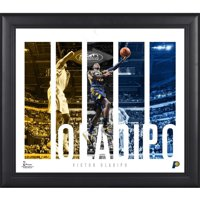 """Victor Oladipo Indiana Pacers Framed 15"""" x 17"""" Player Panel Collage"""