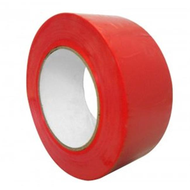 American Educational Products Ytd-017 Floor Tape 2 In. X 60 Yd - Red