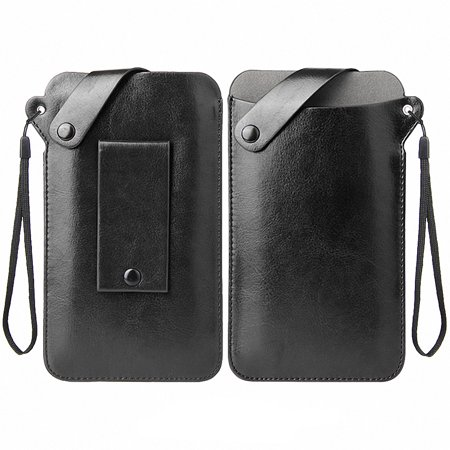 Allytech Small PU Leather Cellphone Bag [6.9