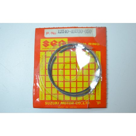 Suzuki 12140-40B30-050 Piston Ring Kit OS .5 2002-2006 LT80 QTY 1