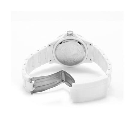 Invicta Women's Angel Plastic Analog Watch - White