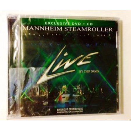 Mannheim Steamroller Live (CD) ()