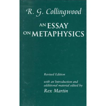 essays on metaphysics Philosophy 4360/5360 - metaphysics essay topics and instructions instructions 1 as is indicated in the syllabus, your grade for the course is.