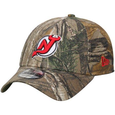 363985555 New Jersey Devils New Era The League 9FORTY Adjustable Hat - Realtree- Camo  - OSFA - Walmart.com