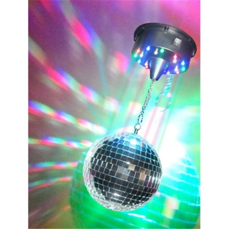 LED Mirror Ball Kit