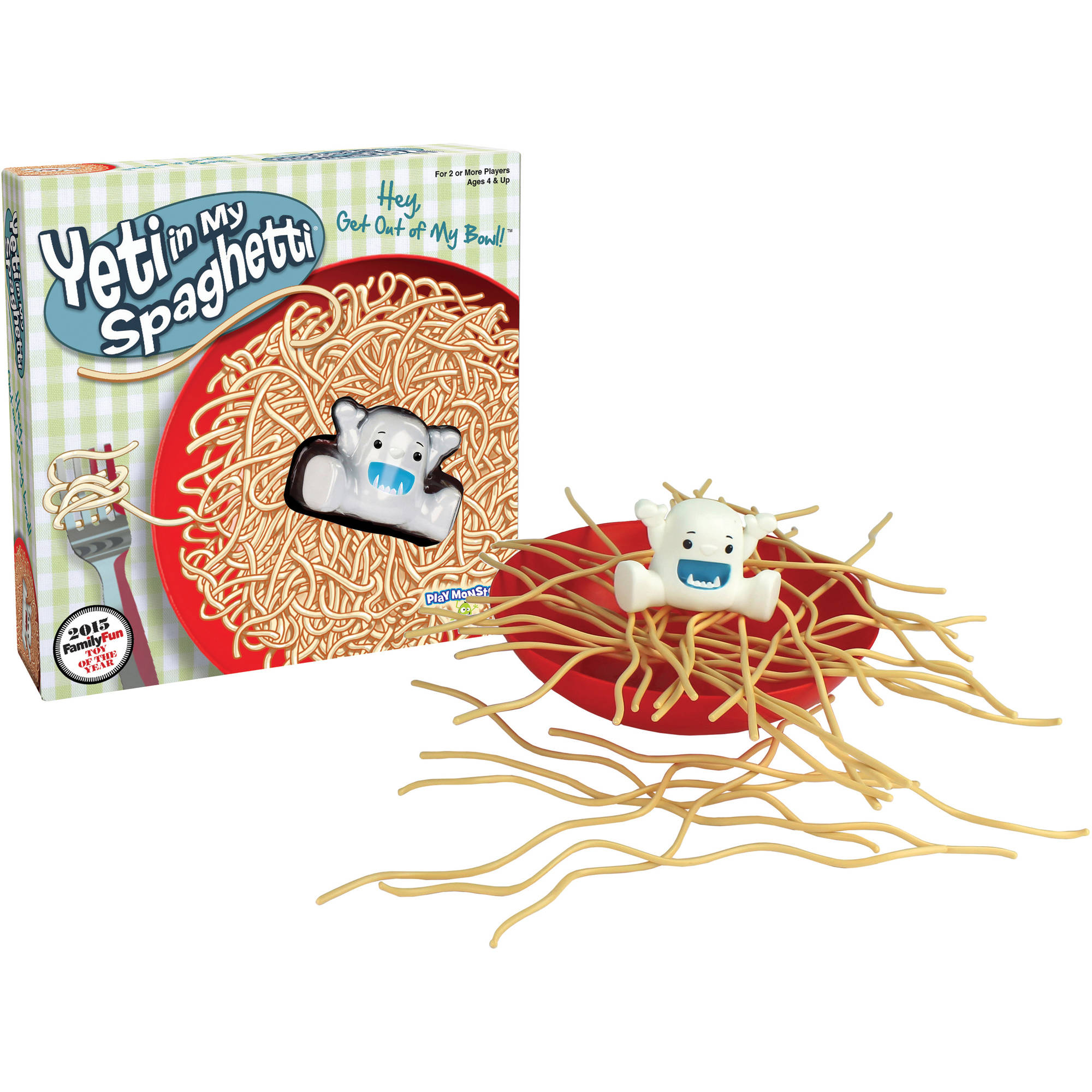 yeti in my spaghetti game walmartcom