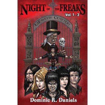 Night of the Freaks : Book 1 - Night Freak