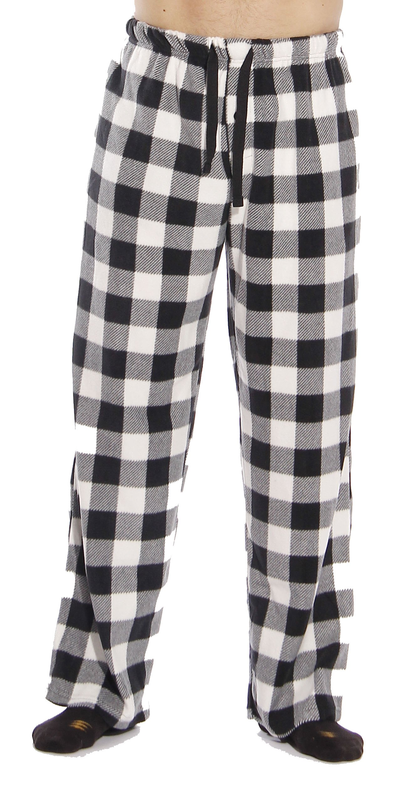 #followme Large Red and Black flannel pajamas