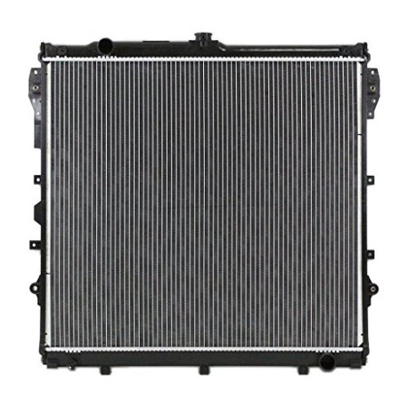 Radiator - Pacific Best Inc For/Fit 2994 07-13 Toyota Tundra 4.6/5.7L 08-13 Sequoia 4.6/5.7L